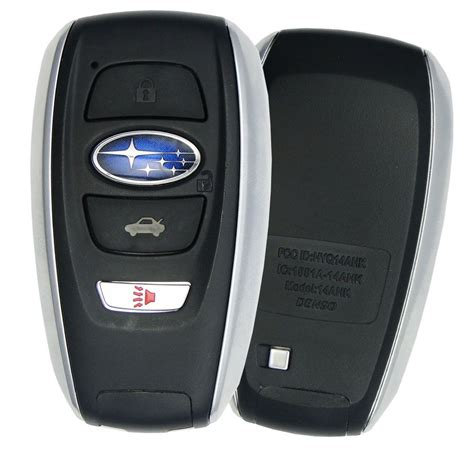 Subaru Impreza Smart Keyless Entry Remote Hyqahk