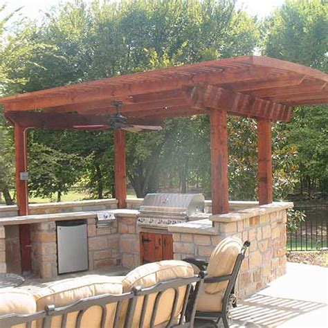 Tiki Bar Kitchen by Outdoor Kitchen Tiki Bar Grill By The Pool Ideas