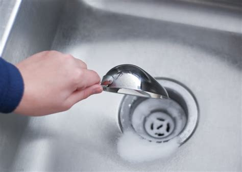 unclog a slow draining sink how to naturally clean a clogged drain the definitive