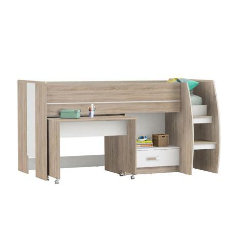 lit combine bureau lit combine bureau switch meubles 39 o top
