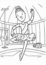 Circus Coloring Pages Jojo Sheets Para Colorear Kleurplaten Dibujos Sport Ballet Books Printable Kleurplaat Imprimir Coloriage Pintar Gym Con Draw sketch template