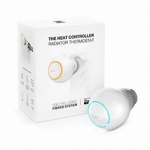 Tete Thermostatique Connectée : la t te thermostatique de la marque fibaro r f rence fgt 001 ~ Melissatoandfro.com Idées de Décoration