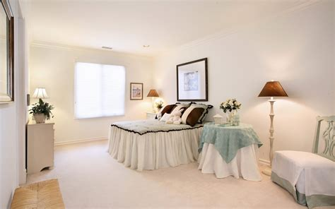 Pastel Bedroom Interior Hd Wallpaper Download