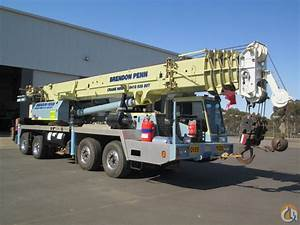 Sold 2006 Grove Tms 900e Truck Crane Crane For On