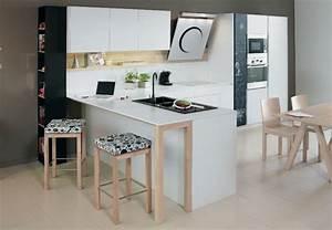 Aménagement Cuisine En U : am nagement cuisine prix et mod les ooreka ~ Premium-room.com Idées de Décoration