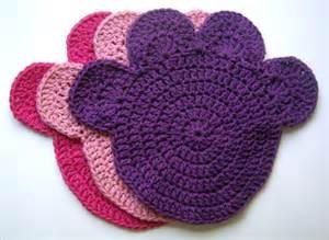 Paw Print Crochet Pattern Free