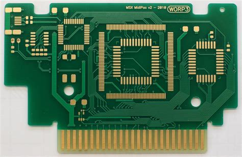 Pcb Why Are Copper Tracks Orange Gold Electrical