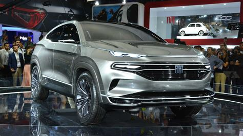 Fiat Concept Cars by Fiat Fastback Concept Makes An Impressive Debut In Brazil