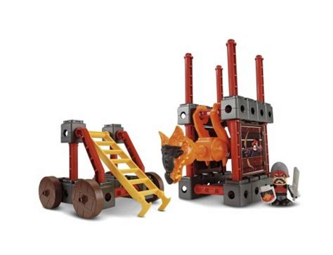 siege fisher price trio siege tower trio blocks