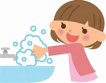 Washing Hands Clip Wash Clipart Children Handwashing
