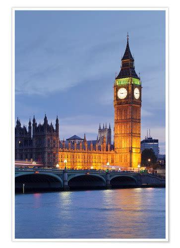 Posters et tableaux de Big Ben, Londres | Posterlounge.fr