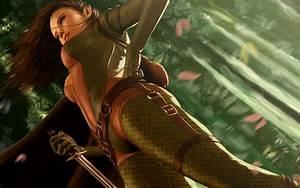 Woman warrior wallpaper #5262
