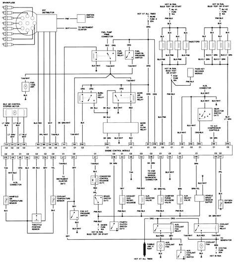 How Bypass Jump Fuel Pump Relay Third Generation