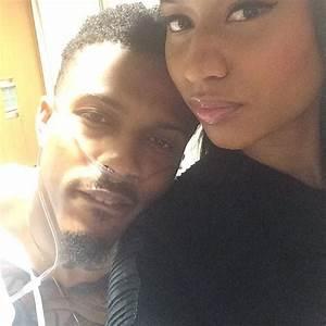 MissInfo.tv » Nicki Minaj Visits August Alsina In the Hospital