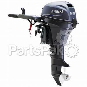 Yamaha F9 9smhb F9 9 9 9 Hp Short Shaft  15 U0026quot   Manual Start