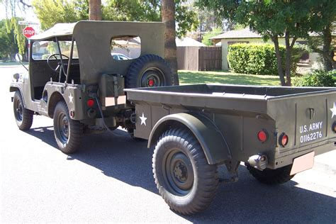 willys army jeep 1954 willys military jeep m38 a1 200768