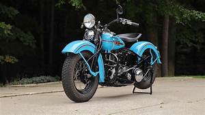 A Two-wheeled American Icon