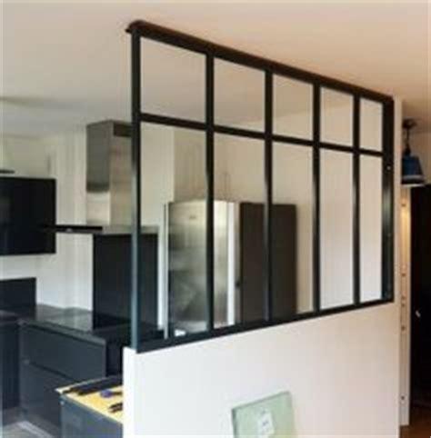 fenetre separation cuisine fenêtre d 39 atelier en séparation de cuisine salon pour