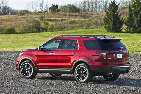2013 Ford Explorer Sport Officially Rated At 365 Hp, 16/22