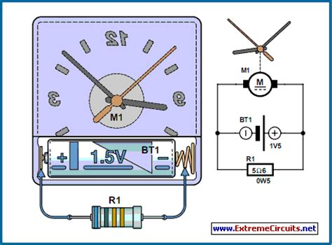 Simple Electronic Projects Circuit Diagram Electrical Blog