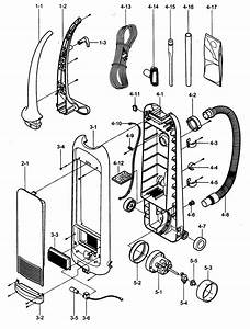 Kenmore Model 72133189000 Vacuum  Upright Genuine Parts