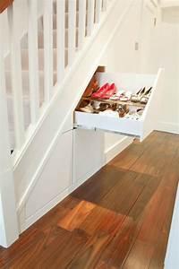 Schrank unter treppe und andere losungen wie sie fur mehr for Schrank unter treppe