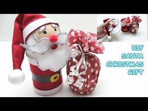 Recycled Crafts Ideas DIY Santa Christmas Gifts Plastic