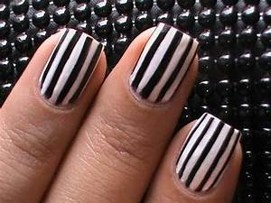 Easy Simple Nail Designs Very Easy Nail Art Designs How To With Nails Art Design