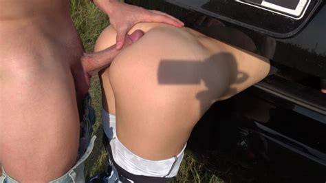 Step Brother Grinding And Cum On Yoga Pants Sister While