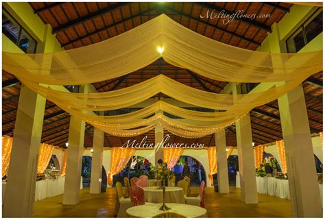 Drape Decoration - wedding tents bangalore wedding drapes bangalore