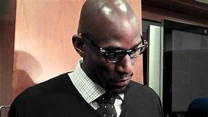 Kevin Garnett: Avery Bradley 'just beautiful, man' - YouTube