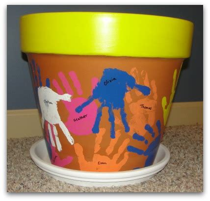 preparing clay pots  painting  requires minimal