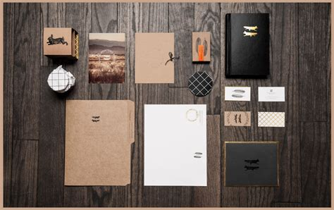 stunning stationery  branding projects