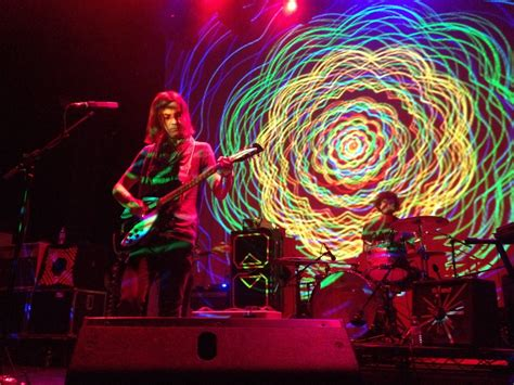 gig review tame impala  edinburgh picture house
