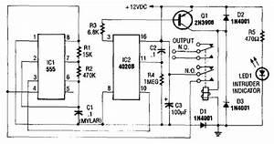 Diagram Ingram  Auto Turn Off Alarm With 8 Minute Delay