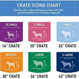 soft pet crates nature39s miracle With dog crate sizes