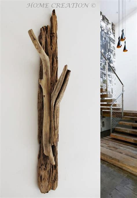 porte manteaux en bois flott 233 par home creation meubles et rangements par home creation