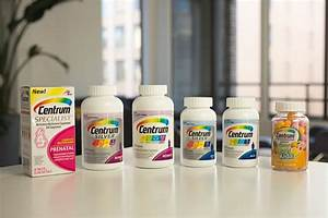 Centrum Vitamins Have Toxic Ingredients
