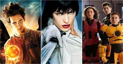 Sci Movies Fi 2000s Worst Action Imdb