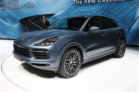 New Porche Cayenne by New 2018 Porsche Cayenne Prices Specs And On Sale Date