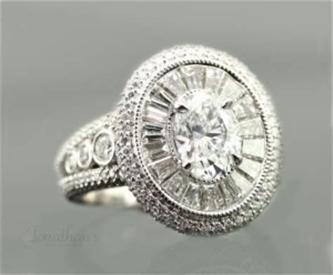 1940 s vintage engagement rings jonathan s jewelers