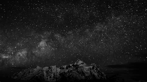 wallpaper  desktop laptop nf starry night sky
