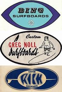 Vintage surf Brands | sliding | Pinterest