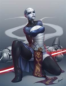 Asajj Ventress by Karosu-Maker on DeviantArt