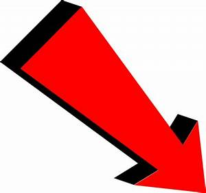 Red Arrow Down Png - ClipArt Best