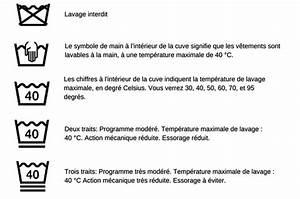 Symboles Lavage Vêtements : 10 conseils pour l 39 entretien des v tements ~ Melissatoandfro.com Idées de Décoration