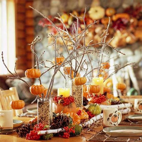 quick  cheap thanksgiving decorating ideas  budget decorator