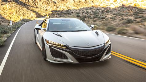 dch montclair acura the acura nsx road track s performance car of the year