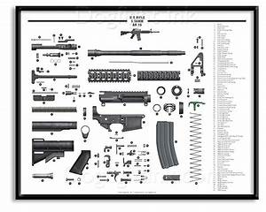Smith And Wesson Ar 15 Parts Diagram