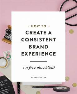 How to create a consistent brand experience — Spruce Rd.